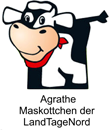 Agrathe, mascot of the LandTageNord